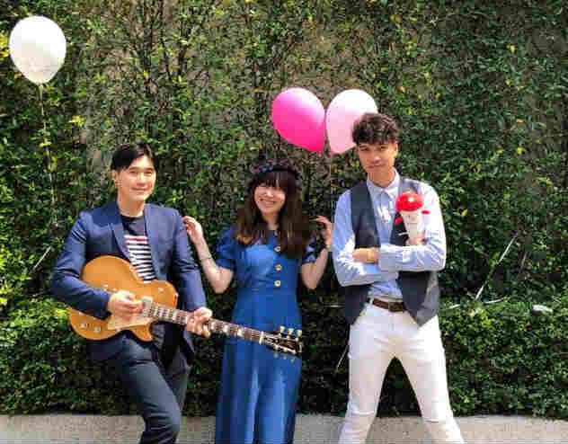 วงดนตรีงานแต่งงาน Mushroom Band | โรงแรมยูสาทร U Sathorn