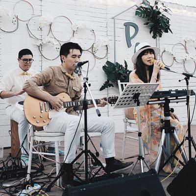 เพลงแนะนำสำหรับงานแต่งงาน   Mushroom Band